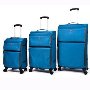 סט מזוודות SWISS PRO – דגם לוצרן