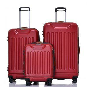 סט מזוודות JEEP – דגם DUNE