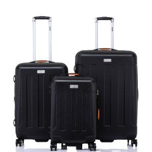 סט מזוודות JEEP  – דגם MIAMI