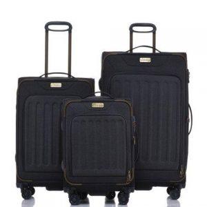 סט מזוודות JEEP – דגם SAVANA
