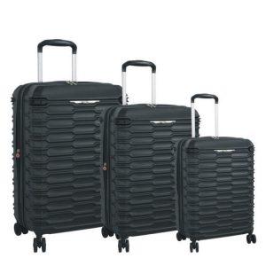 סט 3 מזוודות SLAZEINGER – דגם קופנהגן