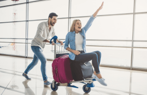 מזוודה לעליה למטוס