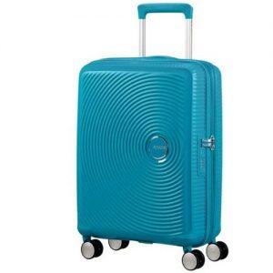 """מזוודה """"20 american tourister  דגם soundbox"""