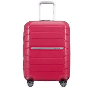 """מזוודה """"20 samsonite  דגם flux"""