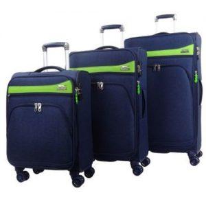 סט 3 מזוודות Slazenger  דגם melbourne