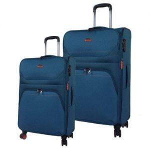 סט 2 מזוודות Slazenger  דגם chelsea