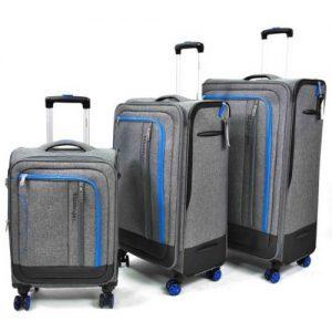 סט 3 מזוודות Slazenger  דגם ברלין