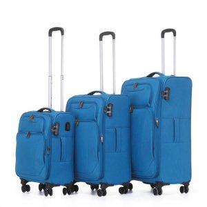 סט מזוודות סוויס קלות משקל
