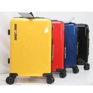 סט מזוודות swiss - מתיק תיקים