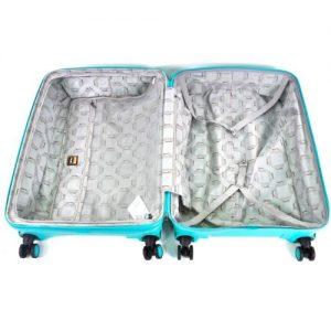 סט 3 מזוודות Slazenger  דגם capetown