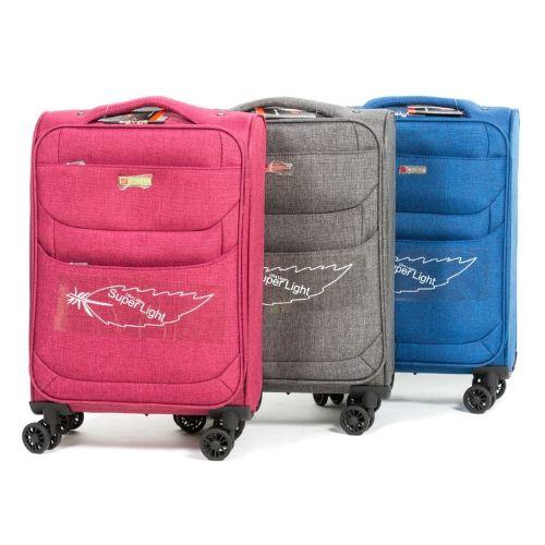 סט מזוודות לטיולים