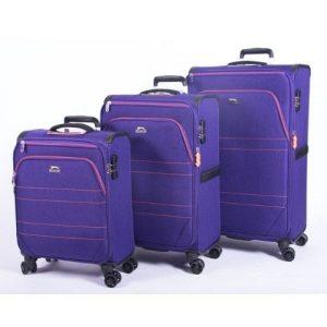 סט מזוודות שלזינגר