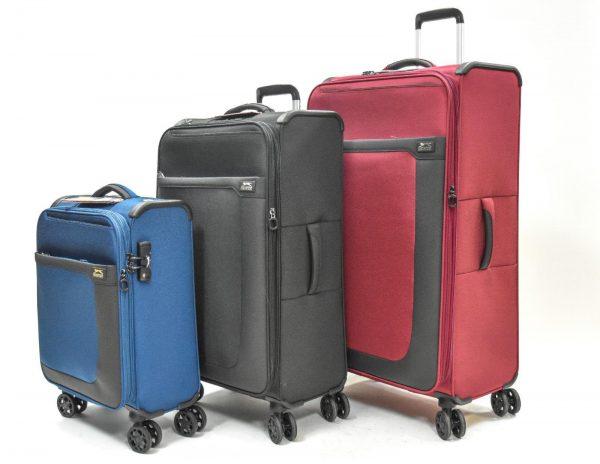 מתיק סט מזוודות
